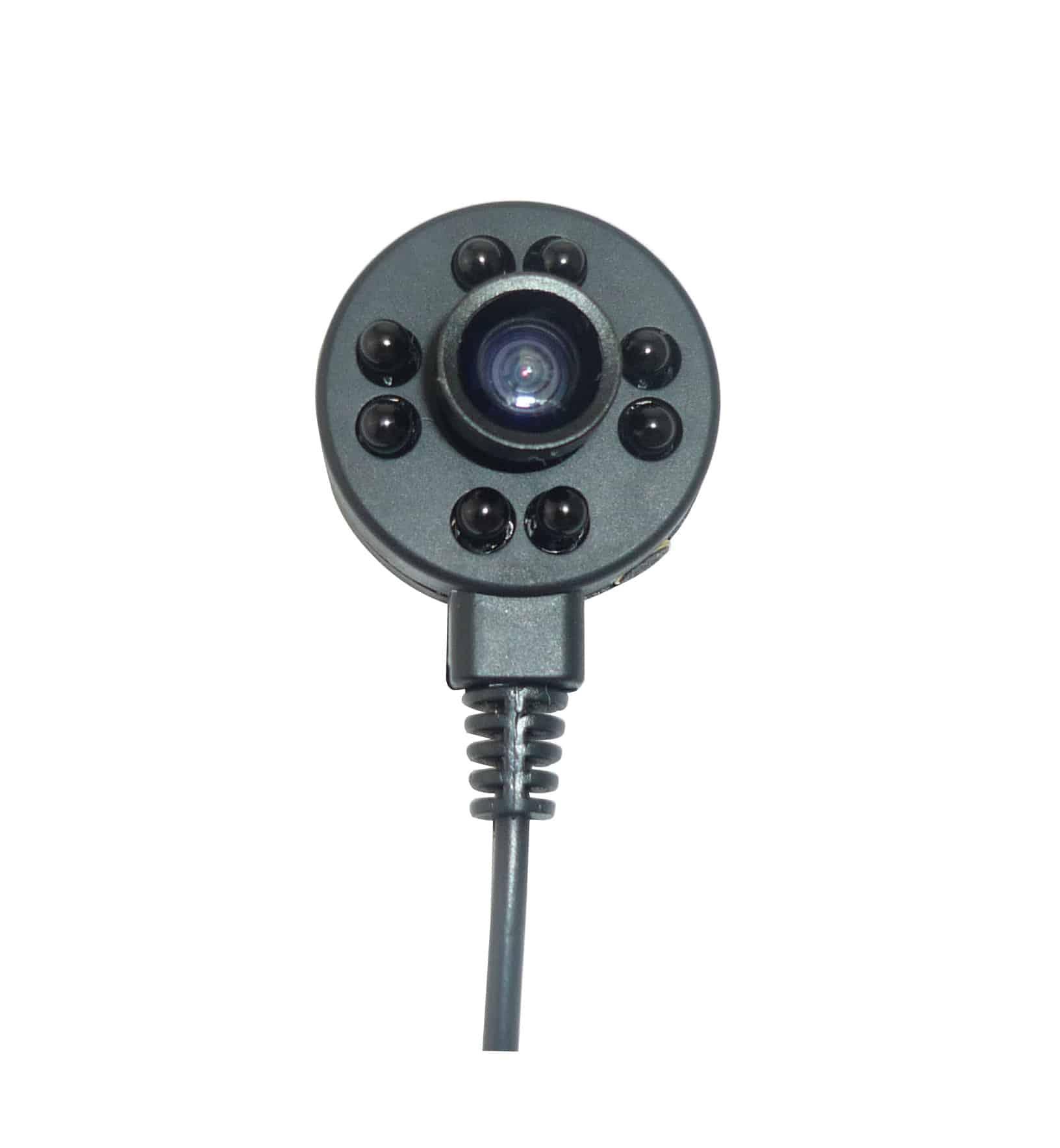 MINI CÁMARA 600TVL 960P RCA CCTV CON VISIÓN NOCTURNA