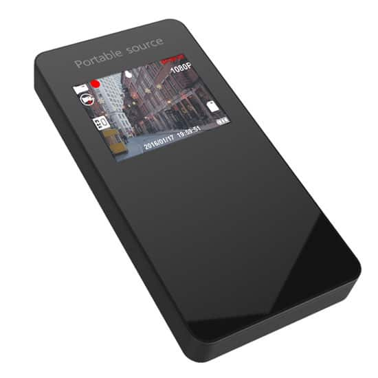 CÁMARA ESPÍA OCULTA EN POWER BANK 8200MAH CON PANTALLA LCD 2′ FULL HD 1080P