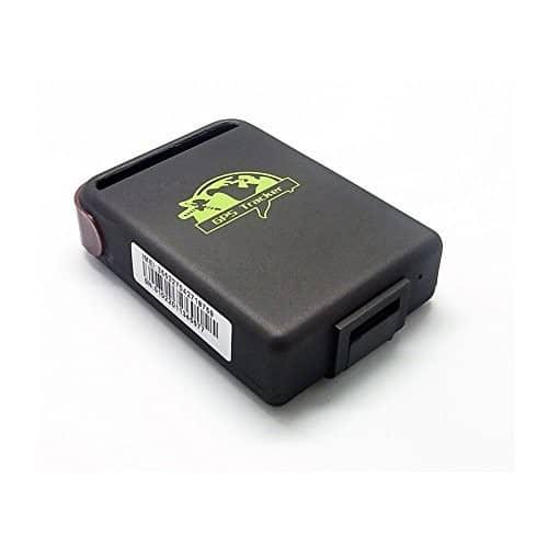 LOCALIZADOR RASTREADOR GPS GSM ECONOMICO GRABACIÓN EN TARJETA SD
