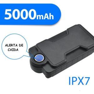 LOCALIZADOR GPS LAPA  PROFESIONAL DETECTOR DE CAÍDA O MANIPULACIÓN HASTA 300 DIAS