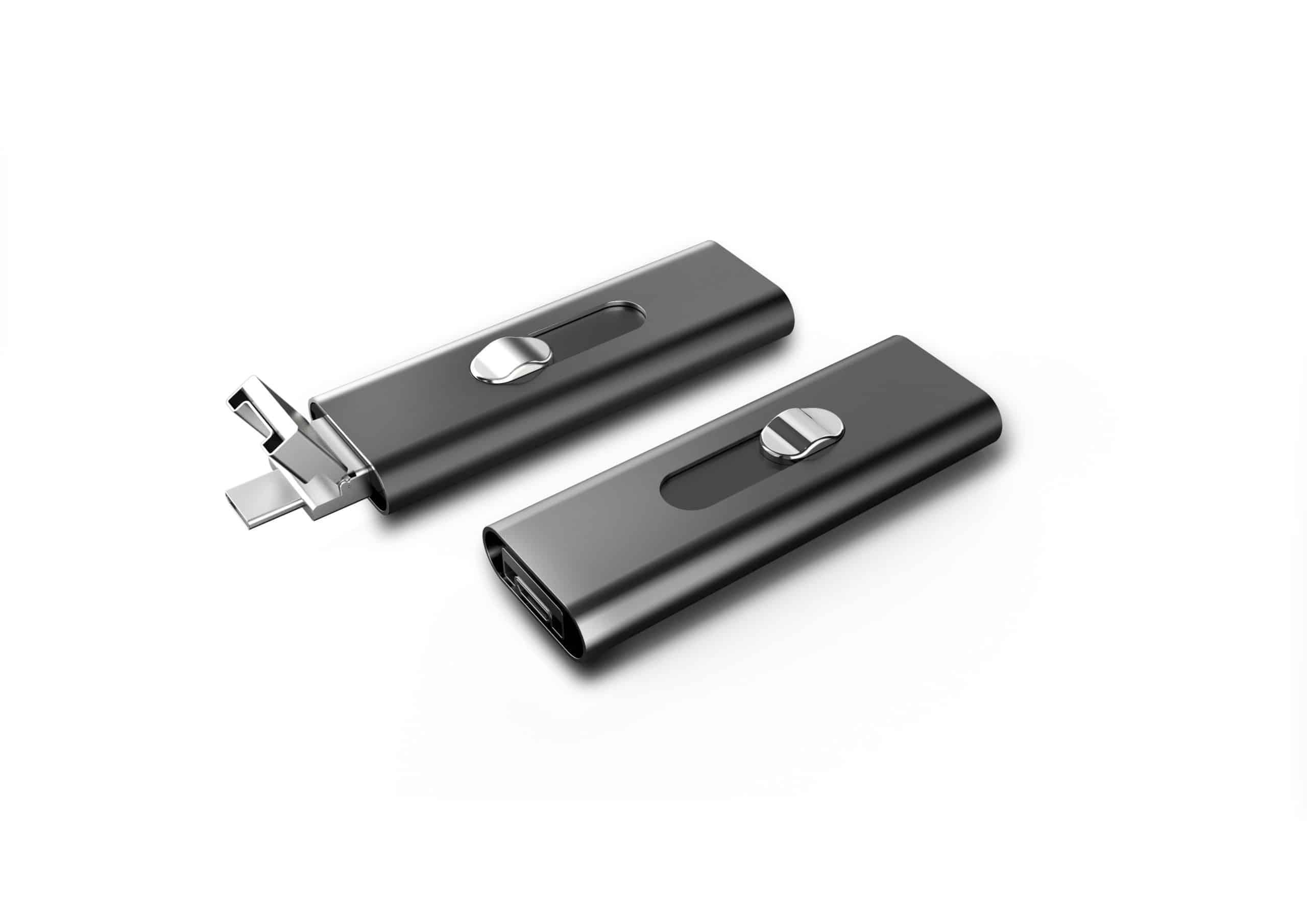 PENDRIVE PINCHO MEMORIA USB MICRO USB GRABADORA DE AUDIO 192KBPS 8GB ACTIVACIÓN POR VOZ CON CONEXIÓN A MÓVIL OTG