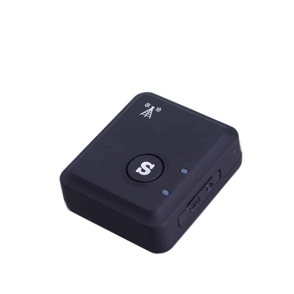 MICRÓFONO ESPÍA LOCALIZADOR ALARMA GSM GPRS LBS SENSOR DE VIBRACIÓN Y SONIDO BOTÓN SOS