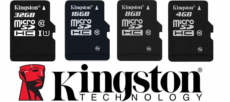 TARJETA MICRO KINGSTON SD 4GB 8GB 16GB 32GB 64GB CLASE 10
