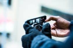 ¿Podemos grabar imágenes en la calle?
