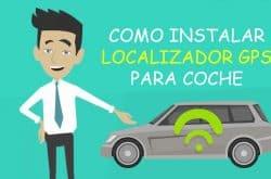 Cómo y dónde instalar un localizador GPS para coche