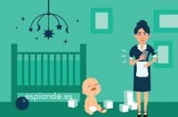 Cómo vigilar discretamente a tu niñera