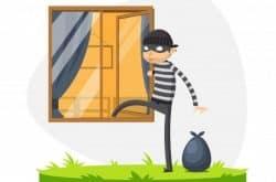 Guía para evitar robos en una casa de campo