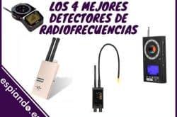 Los 4 mejores detectores de radiofrecuencia del mercado