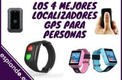 Los 4 mejores localizadores GPS para personas