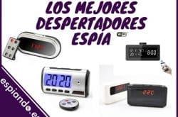 Los 4 mejores relojes despertadores espías